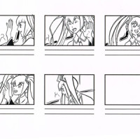 Anime Storyboards